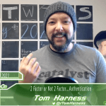 2 Factor or Not 2 Factor - Tom Harness - Harness Your Hump Day