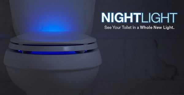 Toilet Light Night