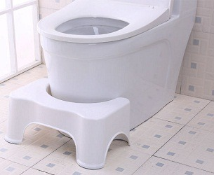 Bathroom Toilet Stool