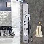 best rainfall shower panels