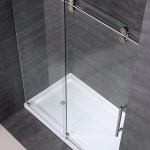 Shower door rollers Sliding Tub Shower door