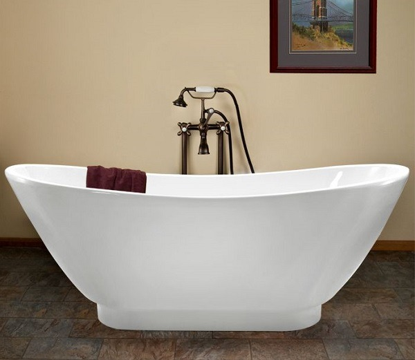 Best Acrylic Bathtubs