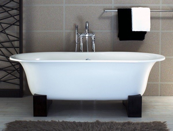 How You Can Clean Acrylic Bathtubs
