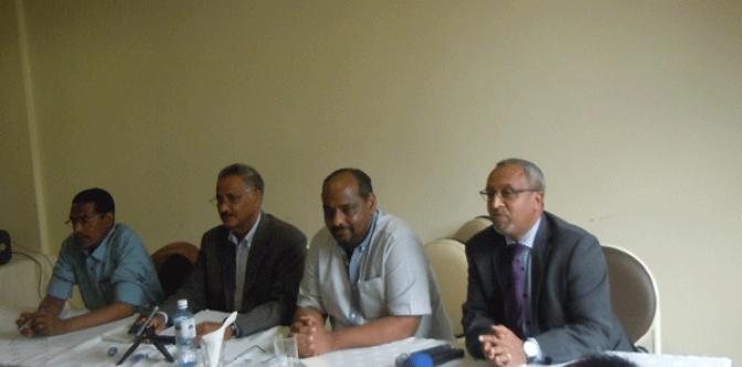 Nairobi Declaration 2015 On democratic transition in Eritrea