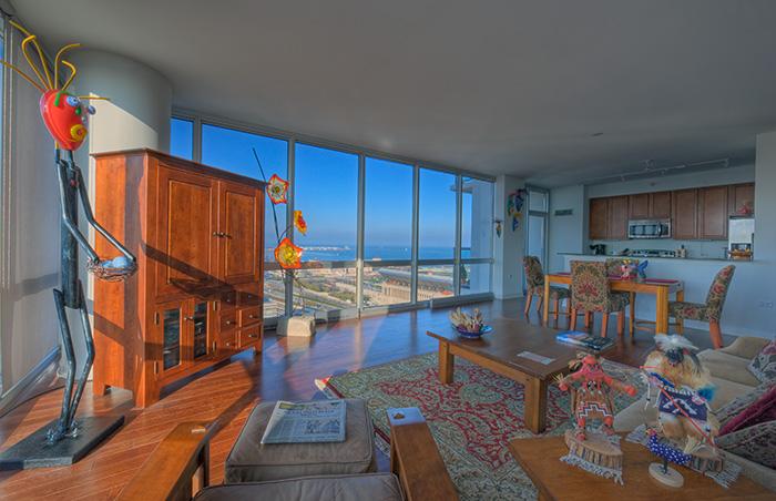 Chicago Living Room