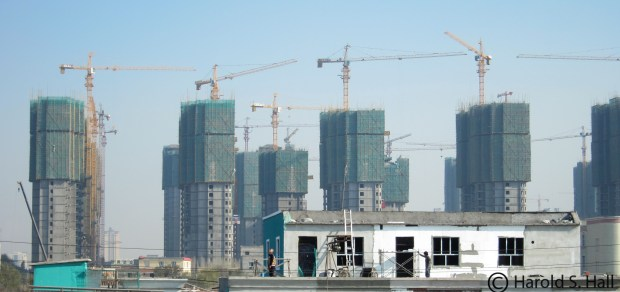 China Building BOOM