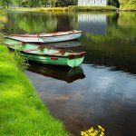 St Finbarr's Oratory in the Gougane Barra Lake