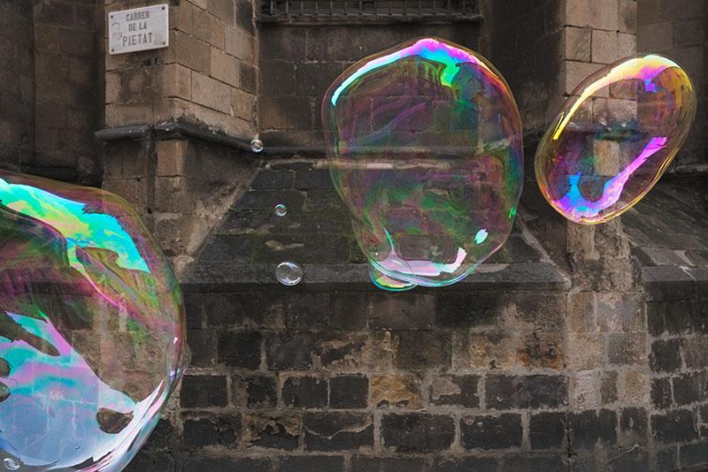Tourist Bubbles