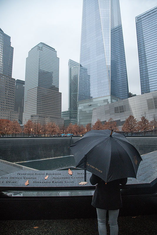 Memorial Umbrella