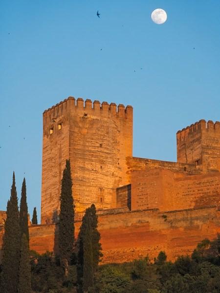 Alhambra Moonrise