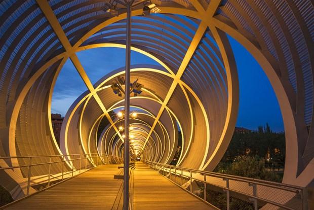 Arganzuela Foot Bridge