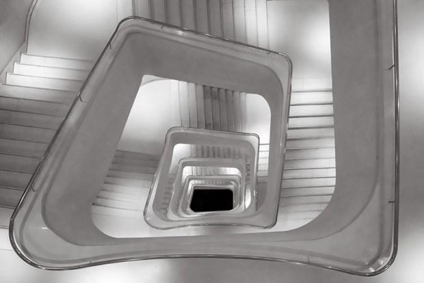 CaixaForum Madrid Black and White
