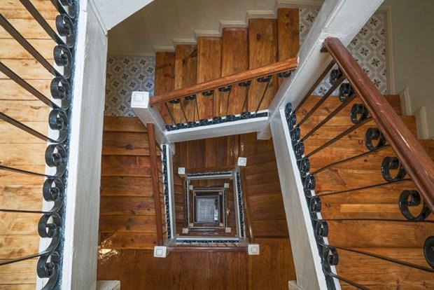 Marid Rental Stairs