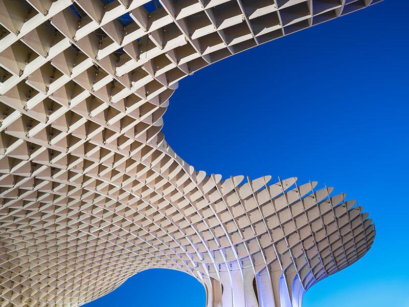 Seville Parosol S-Curve
