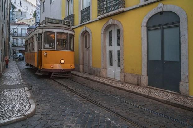 Lisboa Trolly