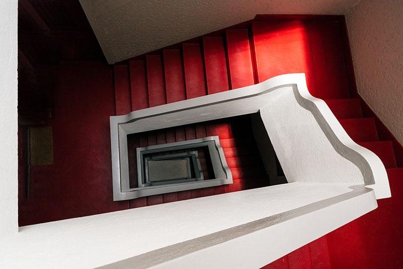 Porto Rental Stairs