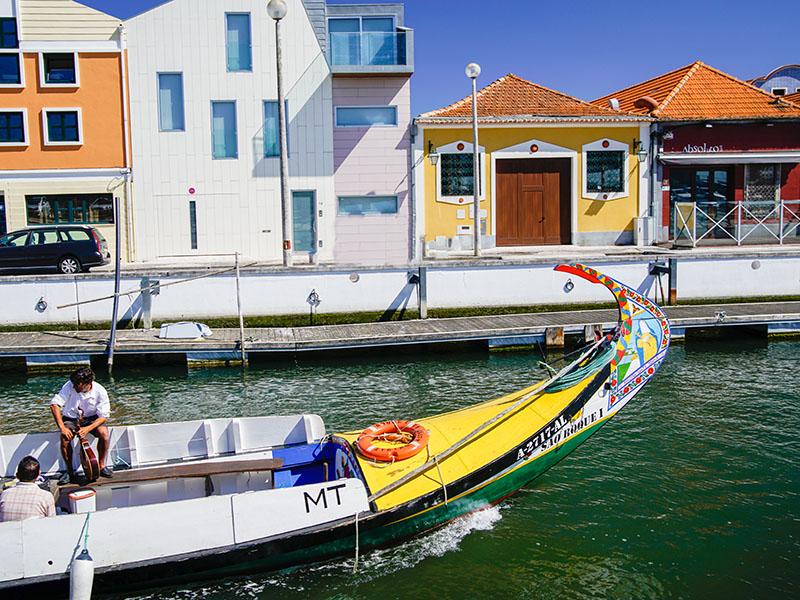 Saint Joana Boat