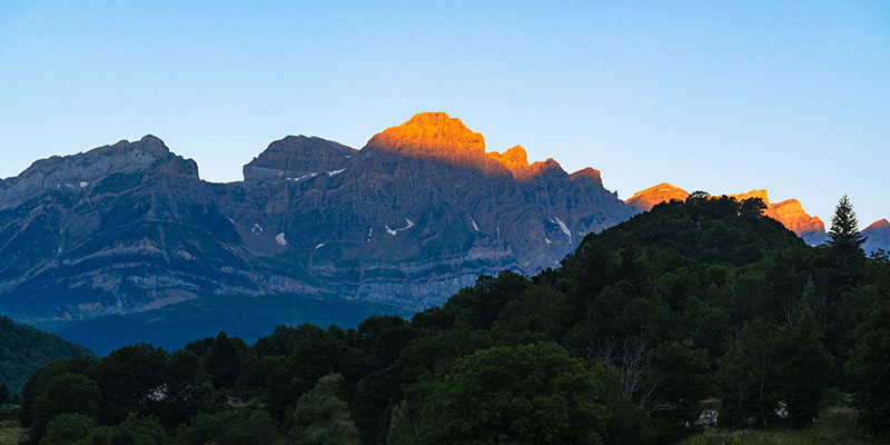 Pyrenees Sunrise