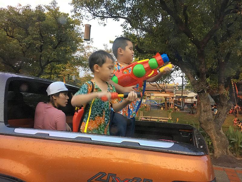 Sangkran Festival