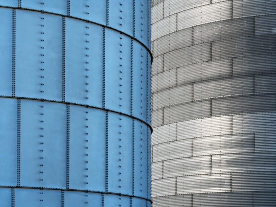 Grain Storage Panels