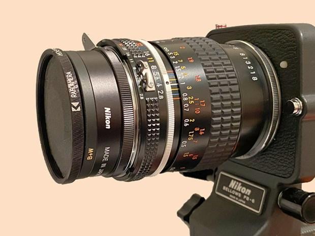 Finished lens set-up