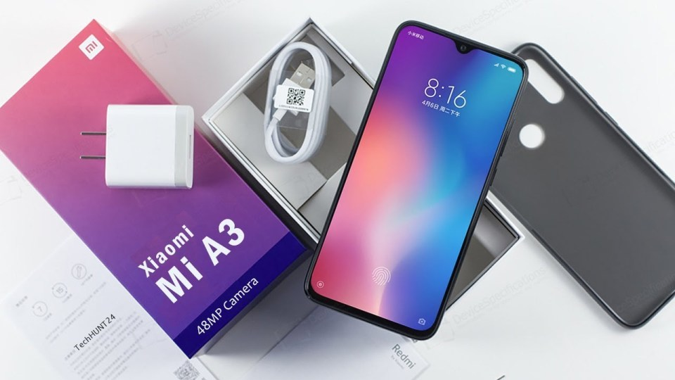 The Xiaomi Mi A3 Leaks: Release Dates and All Specifications