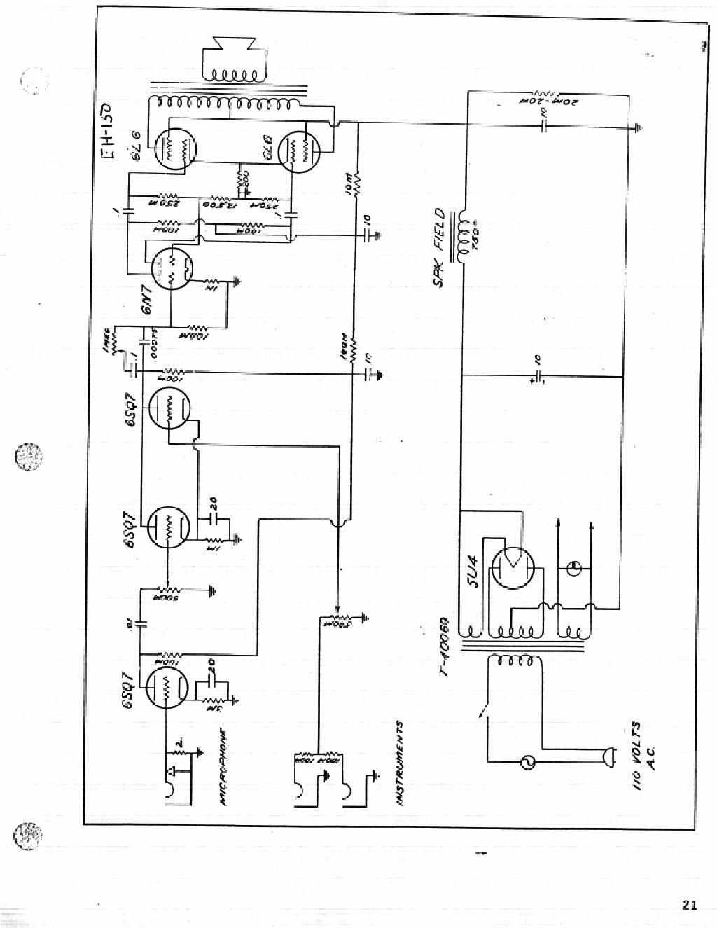 Gibson Amp Schematics Harpamps