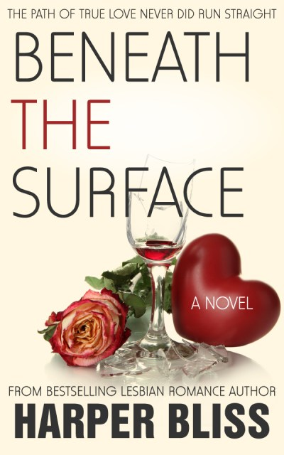 Beneath the Surface (Pink Bean Book 2)