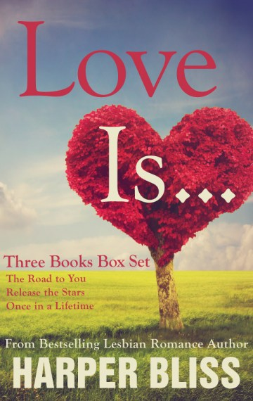 Love Is…: Three Lesbian Romance Novels
