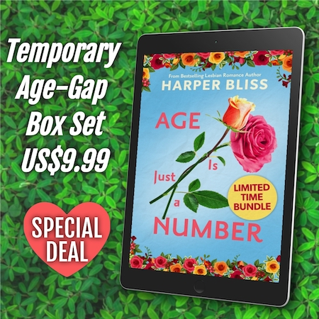 Age Is Just A Number: A Limited Time Age-Gap Bundle