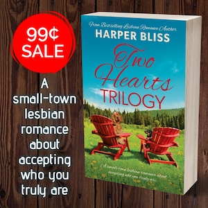 Two Hearts Trilogy On Sale