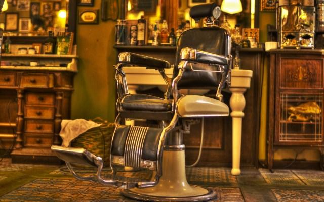 haircuts shop
