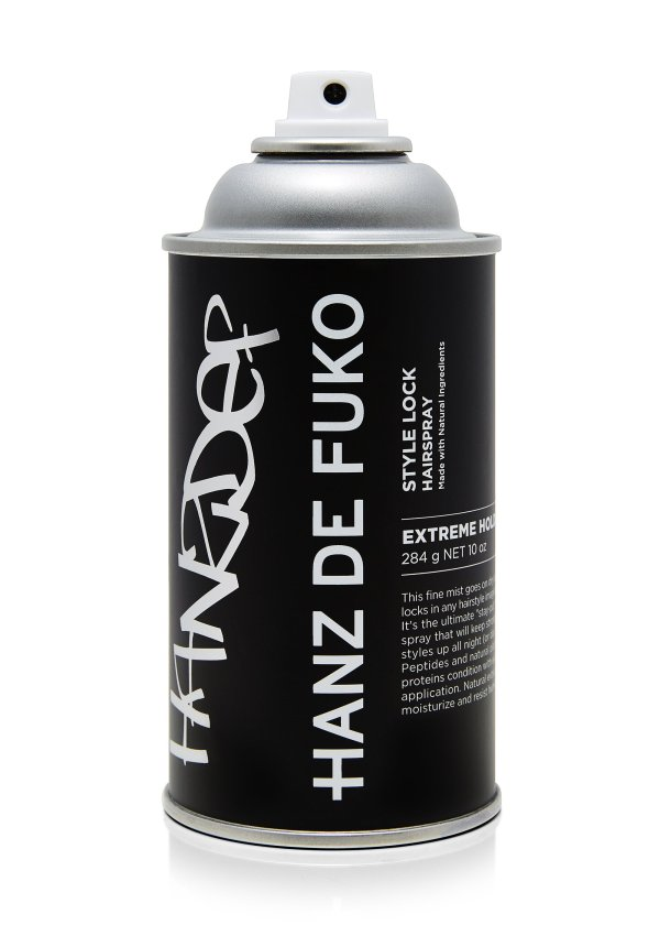 Style Lock Hair Spray