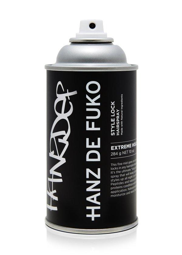 Style Lock Hair Spray