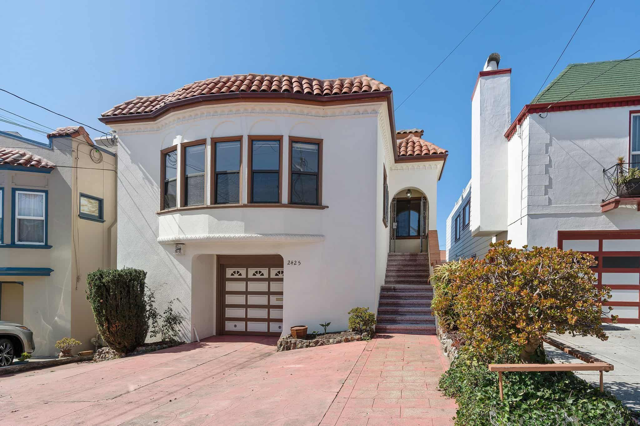 San Francisco SFH – 4BR / 2.5BA / In-Law Unit – $2.250M [OFF-MARKET]