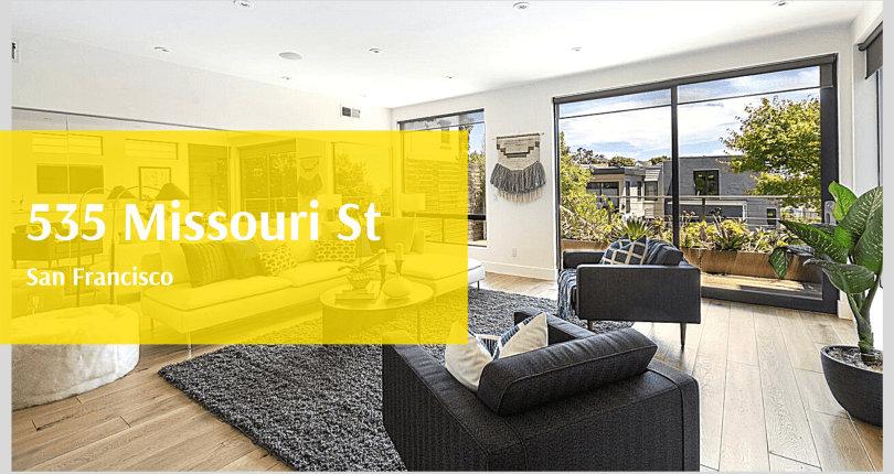 JUST LISTED! Incredible Contemporary Home in Potrero Hill –...