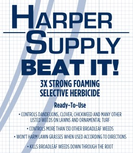 Harper Supply.8363.051511.AERO.BEAT IT!