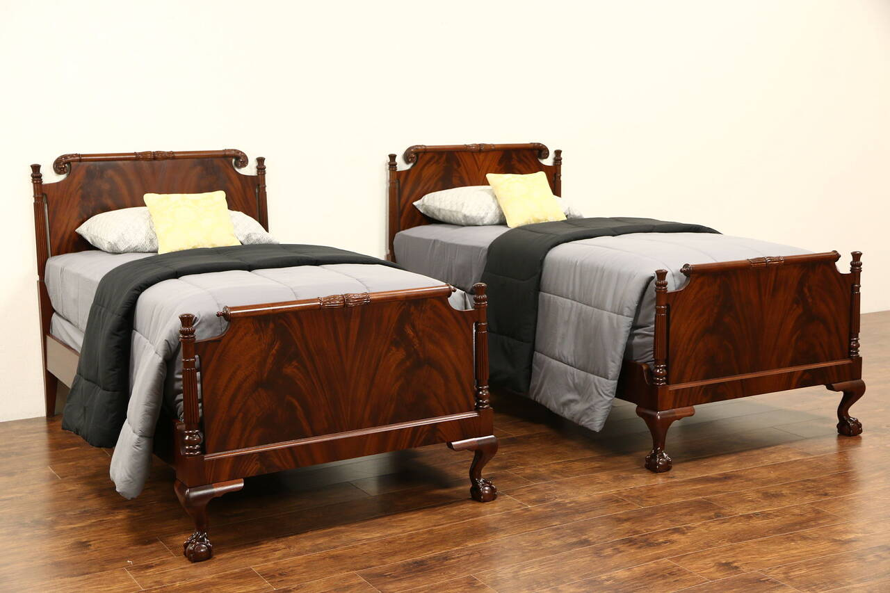 Twin Mahogany 1940 S Headboards