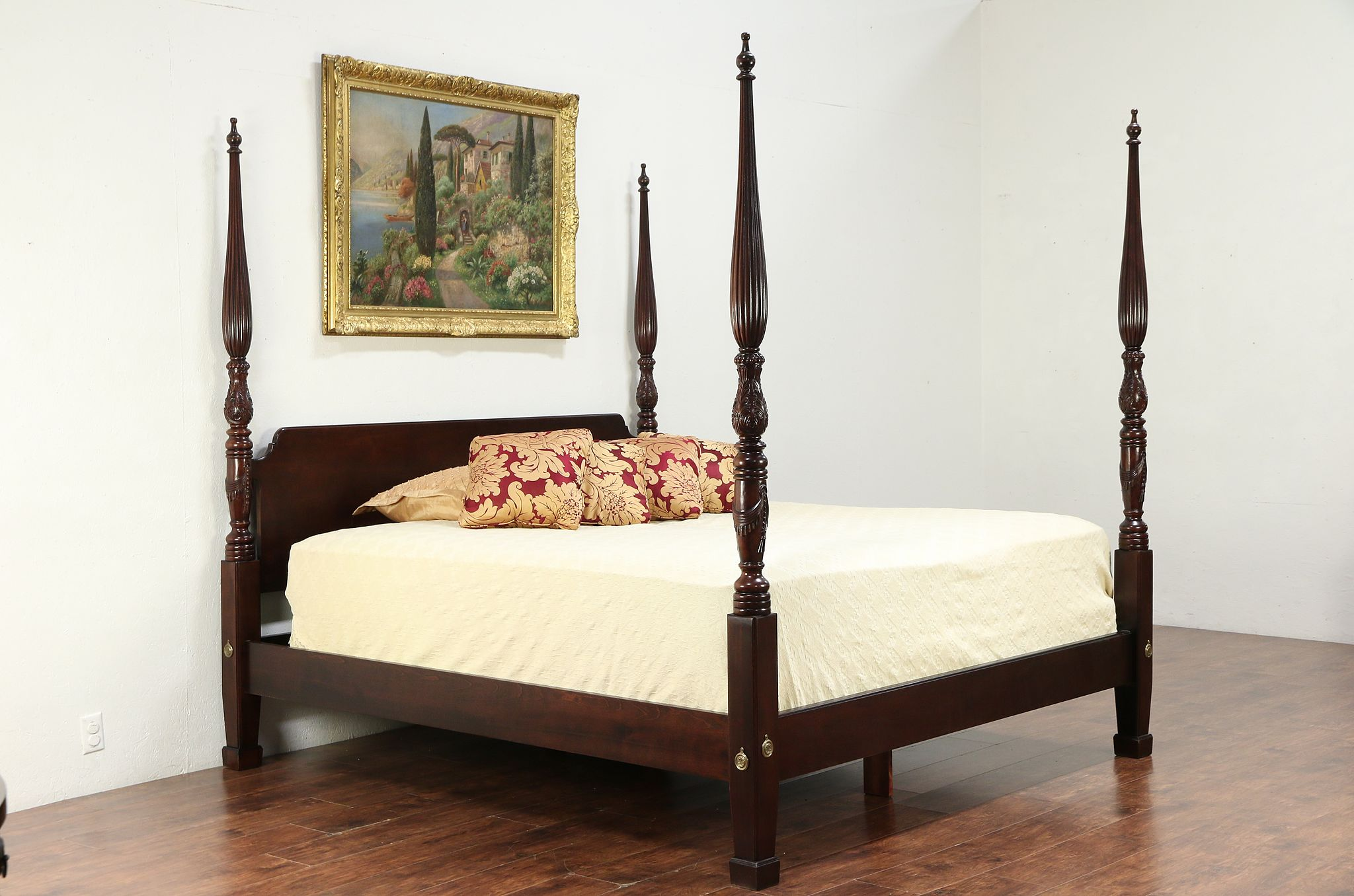 harp gallery antique furniture