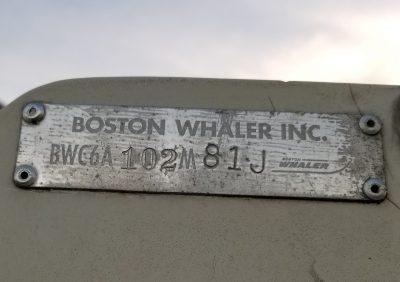 Boston Whaler Harpoon 6.2