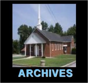 Hollonville Campus Sermon Archives