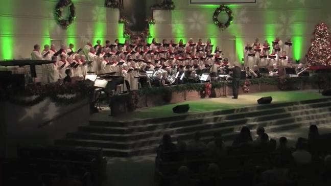 Christmas Cantata 2015