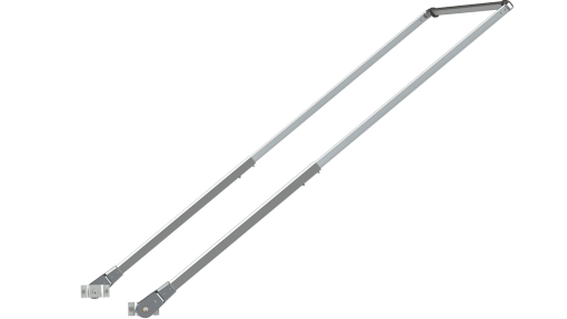 ALUMINUM ARM SYSTEM FOR BODIES UP TO 20' -325