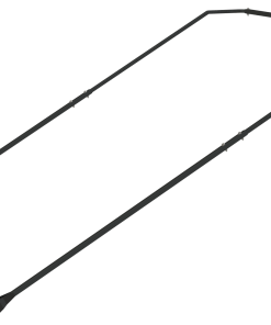 Steel Tarp Arm System with Bent Arms for Dump Trucks up to 24'-0