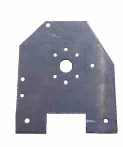 Mounting Plate for Electric Wind-up Systems-0