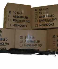 Heavy Duty Rubber Straps, sold per the case-261