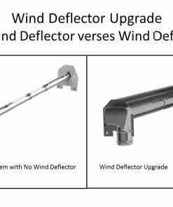 Electric Wind-up System for Dump Trucks up to 30' -563