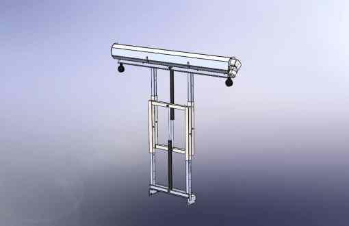 Hydraulic Adjustable Gantry-0