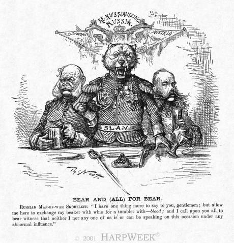 Image result for russian empire cartoons