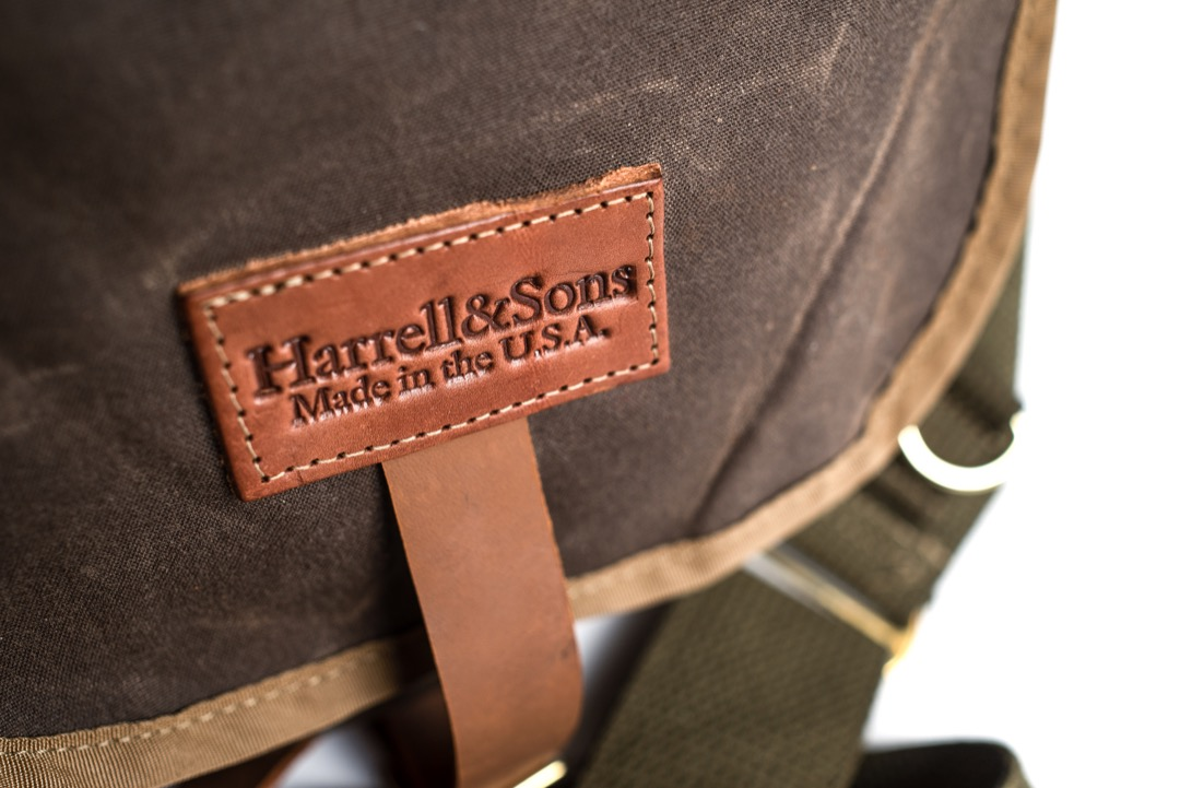 harrell_and_sons_Brown_Satchel_3_arkansas_duck_hunting_gear
